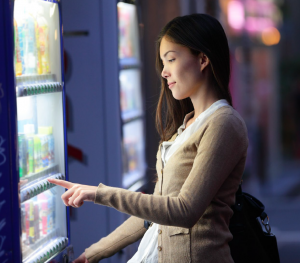 Are vending machines the new retail?
