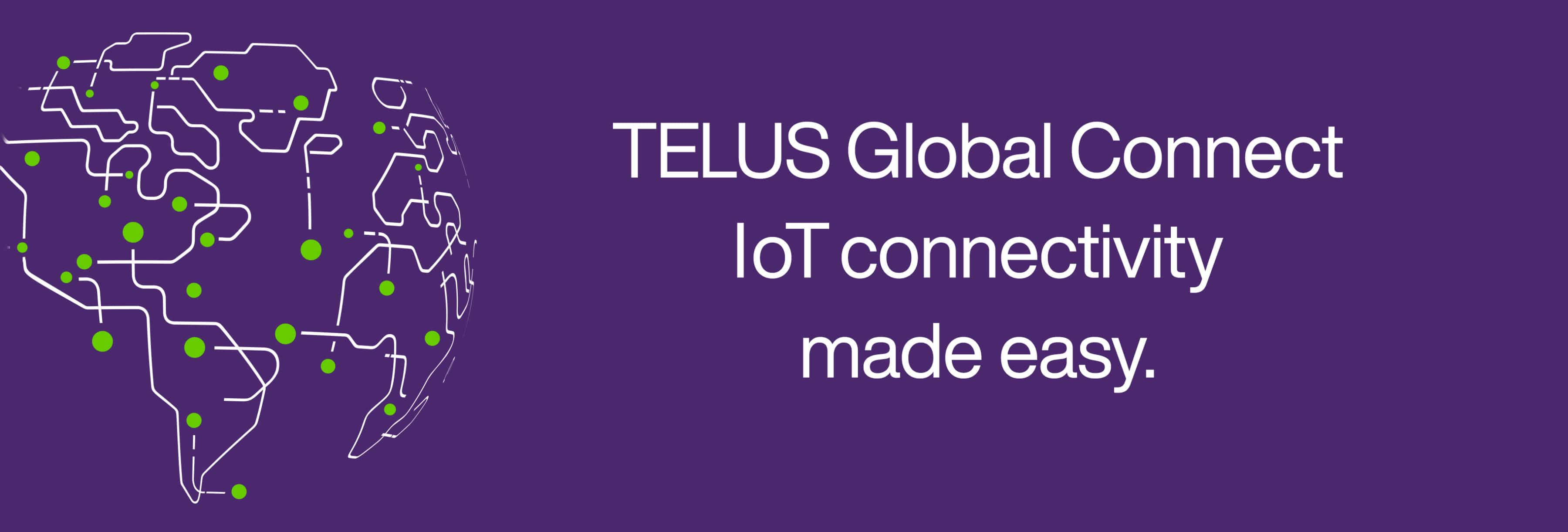 telus global connect