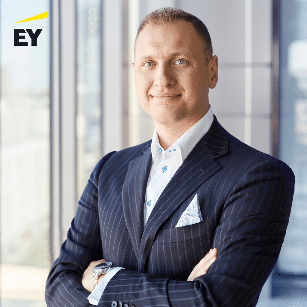 Iot Leaders Podcast Ep 5 - EY