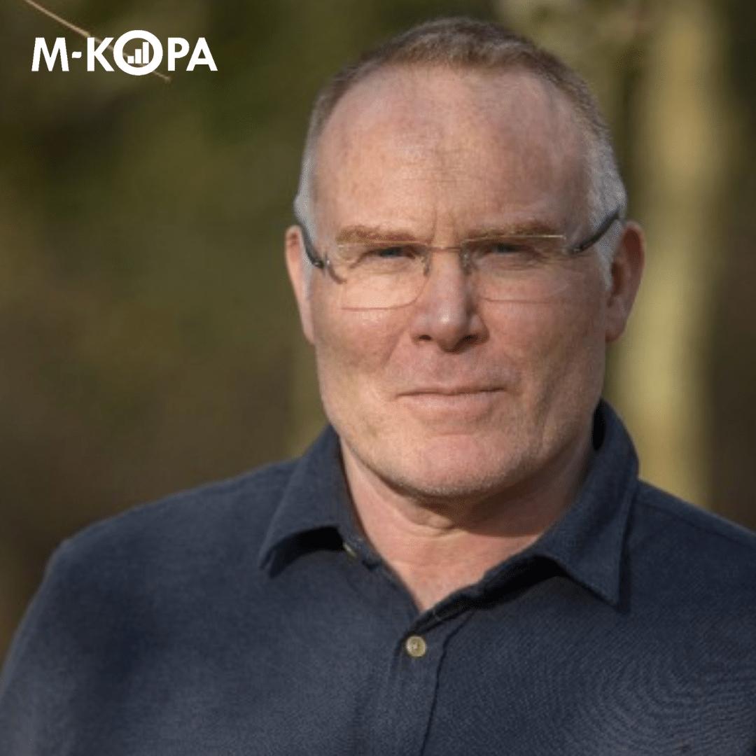 Nick Hughes M-Kopa