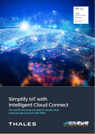 Eseye Thales Intelligent Cloud Connect